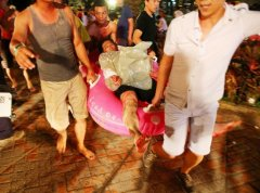 台湾乐园大火已有474人受伤暂无死亡含3名大陆人