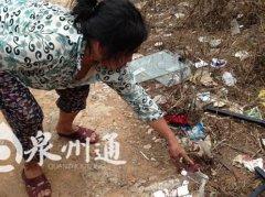 晋江2岁女童与爷爷出门买早点 被摩托车压身亡